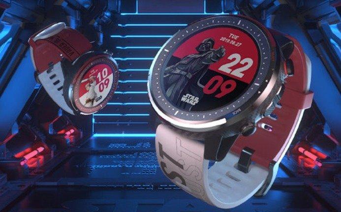 Xiaomi lança edição exclusiva Star Wars do Amazfit Sports Watch 3