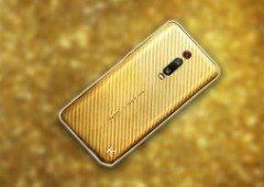 Xiaomi lança edição limitada do Redmi K20 e K20 Pro com ouro e diamantes