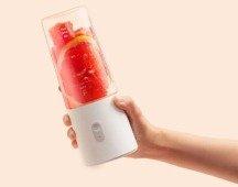 Xiaomi lança máquina de fazer sumos portátil com preço apetecível
