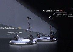 Xiaomi lança Mi Electric Scooter 1S e Scooter Pro 2! Trotinetes elétricas impressionantes
