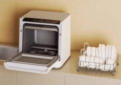 """Xiaomi lança """"mini"""" máquina de lavar loiça para a tua cozinha que não precisa de encanação"""