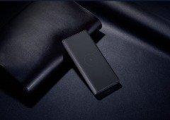 Xiaomi lança nova powerbank barata que pode ser transformada num carregador sem fios