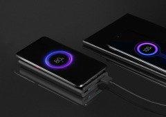 Xiaomi lança nova powerbank com carregamento rápido sem fios