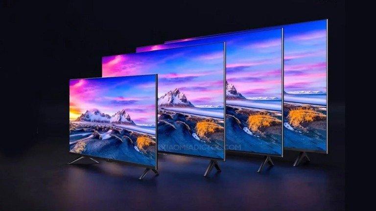 Xiaomi lança novas televisões na Europa com Android TV e preços a partir dos €280
