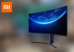 Xiaomi lança o seu primeiro monitor gaming curvo com formato UltraWide!