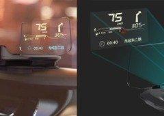 Xiaomi lança painel de informações inteligente Bluetooth para o teu carro