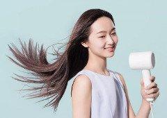 Xiaomi lança secador de cabelo inteligente com preço irresistível
