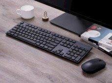 Xiaomi lança um combo teclado + rato com um preço tão inacreditável que vais querer!