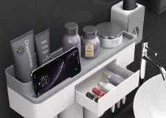 """Xiaomi lança um """"organizador de casa de banho"""" que vais querer ter!"""