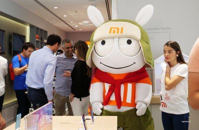 Xiaomi Mi Bunny mascote