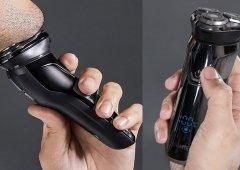 Máquina de barbear da Xiaomi está por 25€! Aproveita!