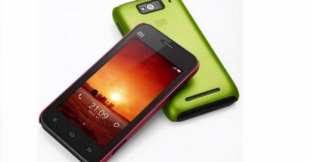 Primeiro Xiaomi. xiaomi Mi 1
