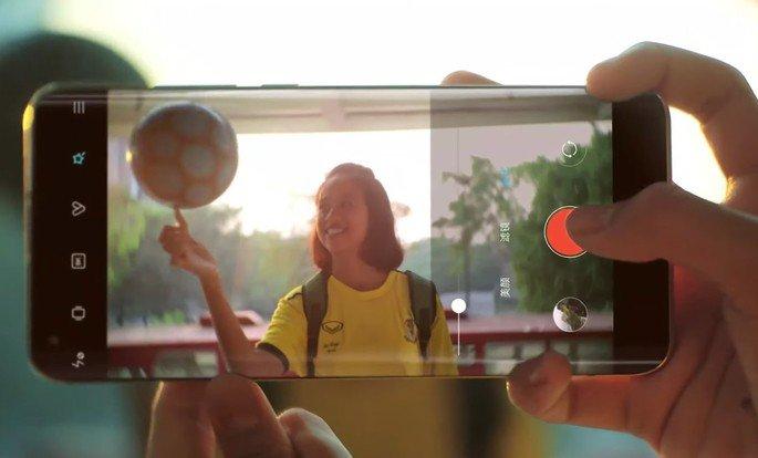 Xiaomi Mi 10, Xiaomi Mi câmara