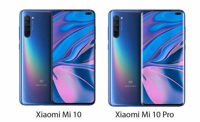 Xiaomi Mi 10 Xiaomi Mi 10 Pro