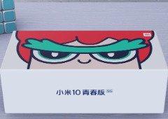 Xiaomi Mi 10 Lite Zoom. Já podes fazer unboxing virtual ao smartphone