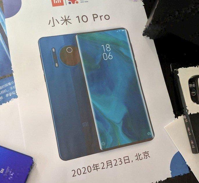 Xiaomi Mi 10 Pro falso