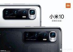 Xiaomi Mi 10 Ultra trará um SUPER Zoom! Este é o seu design traseiro