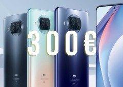 Xiaomi Mi 10T Lite 5G: agarra o melhor smartphone até 300 €