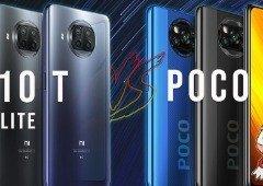 Xiaomi Mi 10T Lite ou Poco X3 NFC: qual a melhor compra