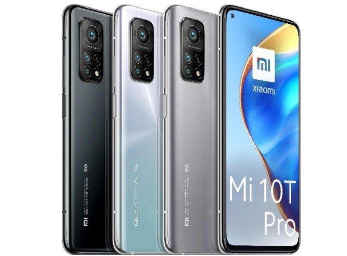 Xiaomi Mi 10T e Mi 10T Pro