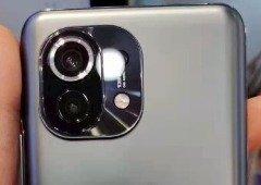 Xiaomi Mi 11 apanhado! Apareceu em vídeo horas antes da apresentação