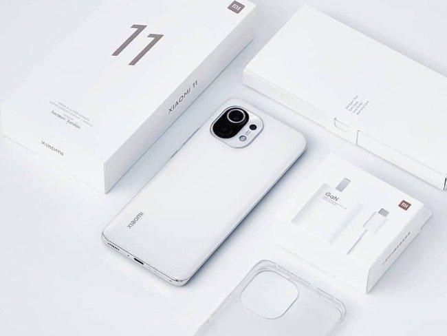 Xiaomi Mi 11 branco