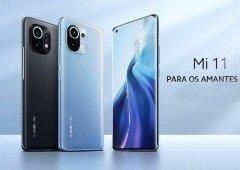 Xiaomi Mi 11 já está disponível na Amazon com envio para Portugal