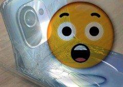 """Xiaomi Mi 11 já foi vítima de acidente """"fatal"""" e o resultado é de partir o coração"""