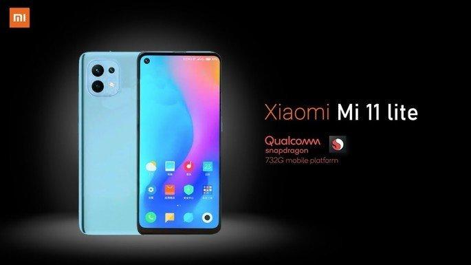 Render não oficial do Xiaomi Mi 11 Lite. Crédito: The Pixel