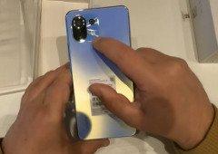 Xiaomi Mi 11 Lite recebe primeiro vídeo unboxing a poucos dias da apresentação