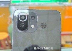 Xiaomi Mi 11 Lite tem design confirmado em imagens reais!