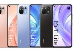 Xiaomi Mi 11 Lite vai estrear o novo processador Snapdragon 780G