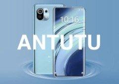 Xiaomi Mi 11 não dá hipótese. É o novo 'rei' do AnTuTu