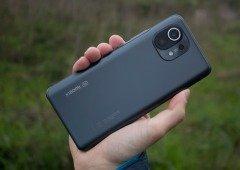Xiaomi Mi 11 podia ter sido bem diferente, segundo os protótipos