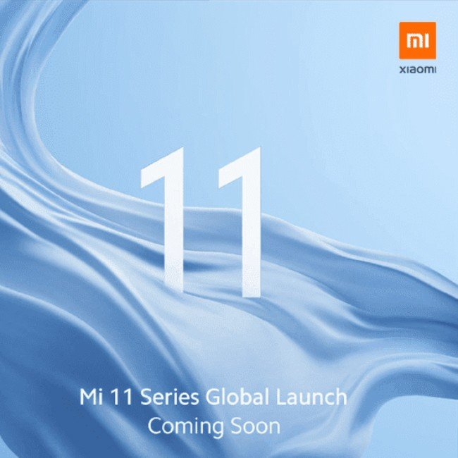 Xiaomi Mi 11 lançamento global