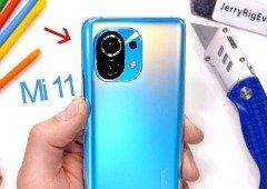 Xiaomi Mi 11 surpreende em teste de resistência! (vídeo)