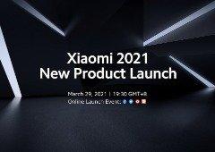 Xiaomi Mi 11 Ultra, Mi Band 6 e Mi MIX: vê aqui em direto a apresentação