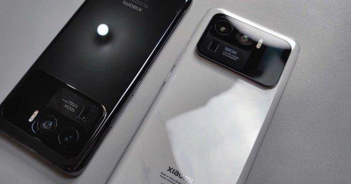 Alegado design do Xiaomi Mi 11 Ultra