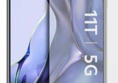 Xiaomi Mi 11T Pro: design oficial confirmado a uma semana do lançamento