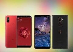 Xiaomi Mi 6X vs Nokia 7 Plus - 2 opções igualmente válidas em Portugal?