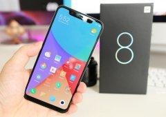 Xiaomi Mi 8 com uma promoção que não podes (mesmo) deixar escapar