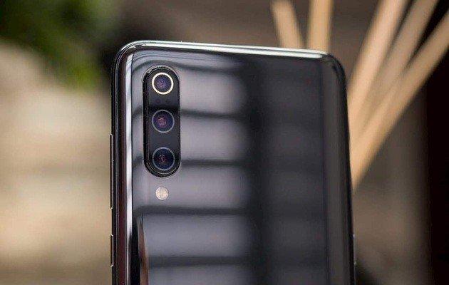 Xiaomi Mi 9 câmaras