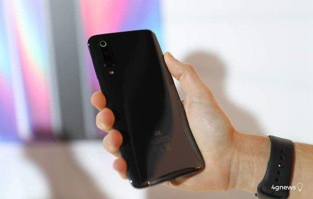 Câmaras do Xiaomi Mi 9