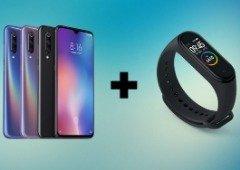Xiaomi Mi 9 e Mi Band 4 com um preço que vais adorar! Mas que promoção!