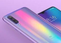 Xiaomi Mi 9 Pro: imagem mostra-nos o ecrã curvo do próximo smartphone