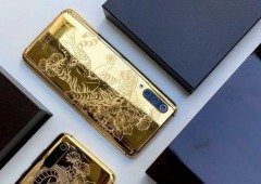 Xiaomi Mi 9 vai ter versão em ouro (24K)