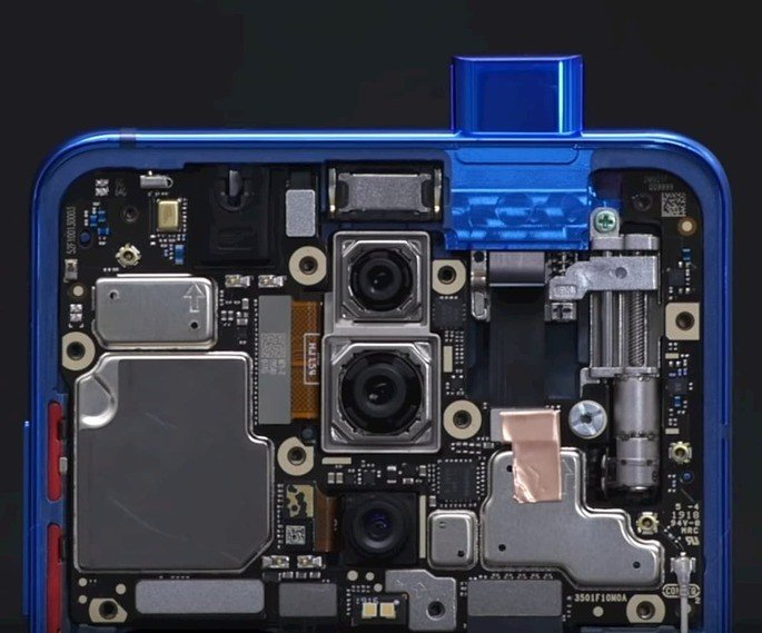 xiaomi mi 9T teardown