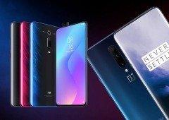 Xiaomi Mi 9T e OnePlus 7 Pro com SUPER promoção! (Promocodes limitados)
