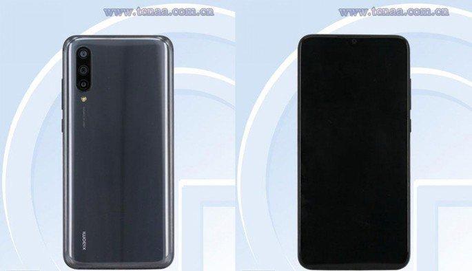 Xiaomi Mi A3 Tenna