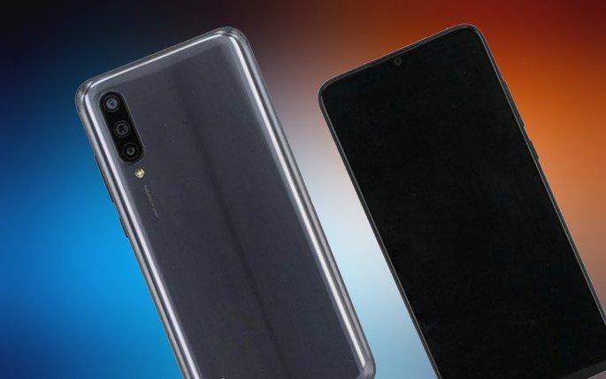 Alegado Xiaomi Mi A3